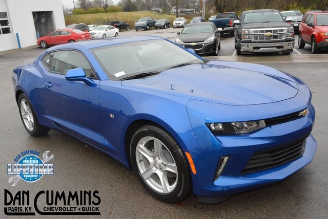 New 2016 Chevrolet Camaro 1lt 2d Coupe In Paris 4463
