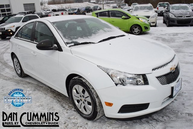 pre owned 2013 chevrolet cruze ls 4d sedan in paris 31415. Black Bedroom Furniture Sets. Home Design Ideas