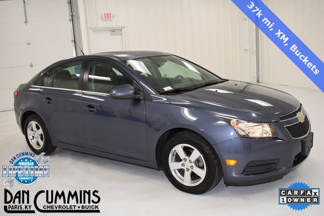 pre owned 2013 chevrolet cruze lt 4d sedan in paris 34261. Black Bedroom Furniture Sets. Home Design Ideas