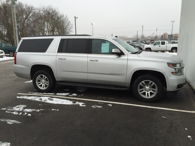 used used 2015 chevrolet suburban pre owned 2015 chevrolet suburban lt. Cars Review. Best American Auto & Cars Review