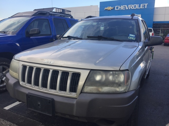 pre owned 2004 jeep grand cherokee laredo 4d sport utility in paris 33656c dan cummins. Black Bedroom Furniture Sets. Home Design Ideas