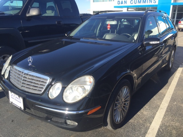 Pre owned 2004 mercedes benz e class e320 4d station wagon for 2004 mercedes benz e class e320